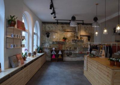 BOGG Design Laden von innen - Ansicht 1
